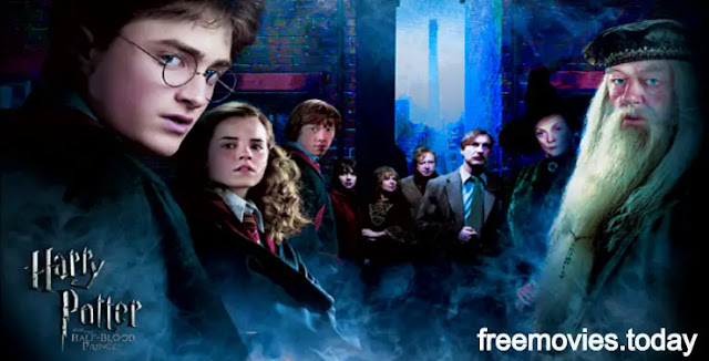 Harry Potter and the Half-Blood Prince Movie is the sixth installment all details and review and trailer