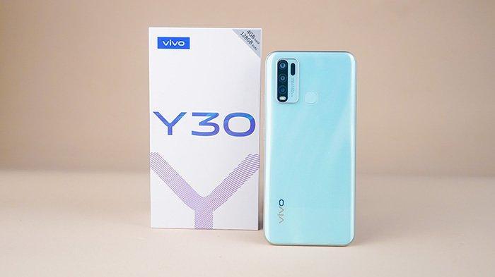 Harga Vivo Y30 Di Tahun 2021 Terbaru