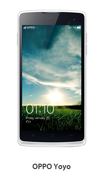 Download Frimware Oppo Yoyo Terbaru