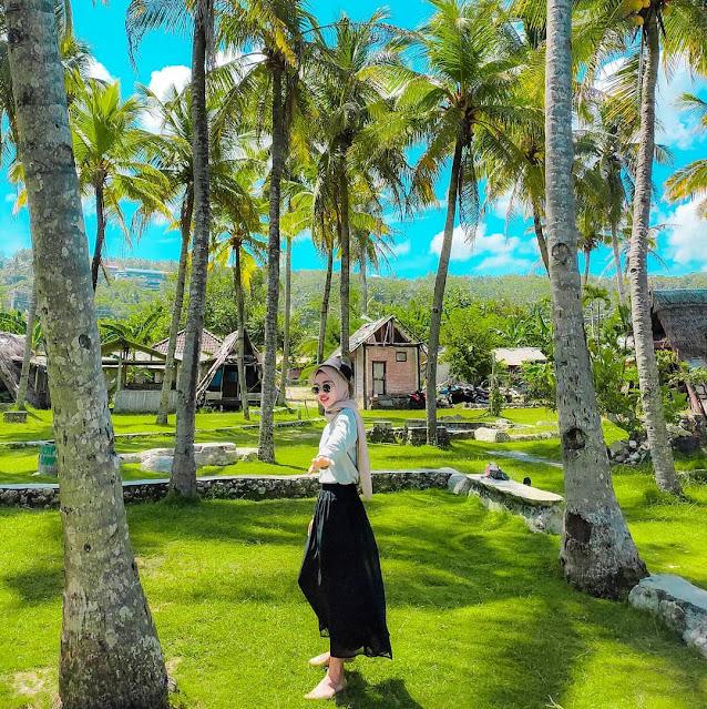 Pondok Bambu Rangdo Parangtritis Bantul Yogyakarta