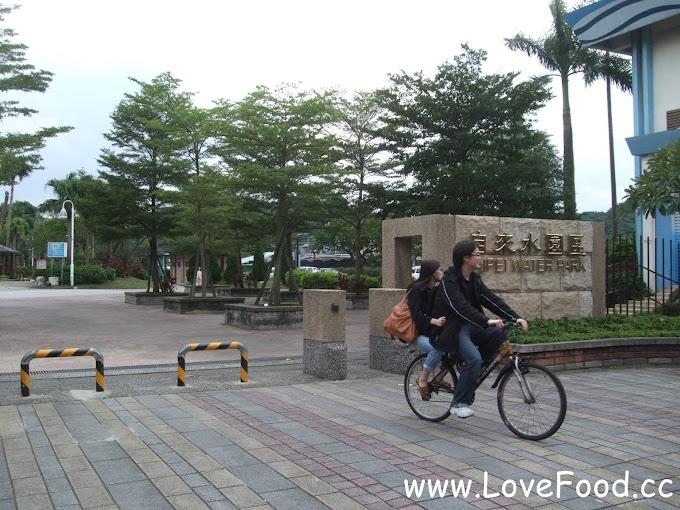 台北中正-自來水園區-夏天親子戲水 還有獨特的自然水博物館-zi lai shui yuan qu