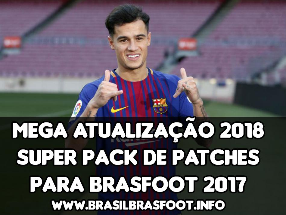 super patch brasfoot 2018
