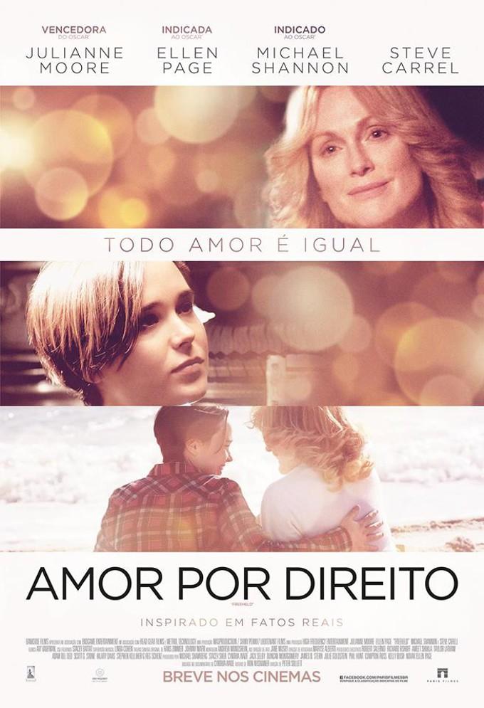 Amor Por Direito um filme sobre um amor incondicional
