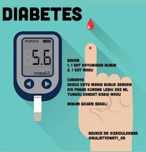 Obat Terbaik Diabetes HERBAL