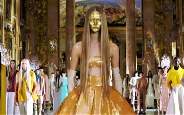 Valentino και Massive Attack παρουσιάζουν τη νέα κολεξιόν του θρυλικού Οίκου