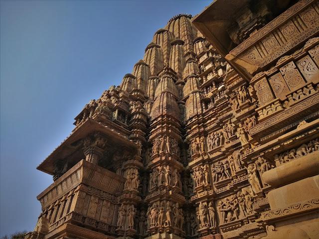 The Way of Life in the History of Khajuraho