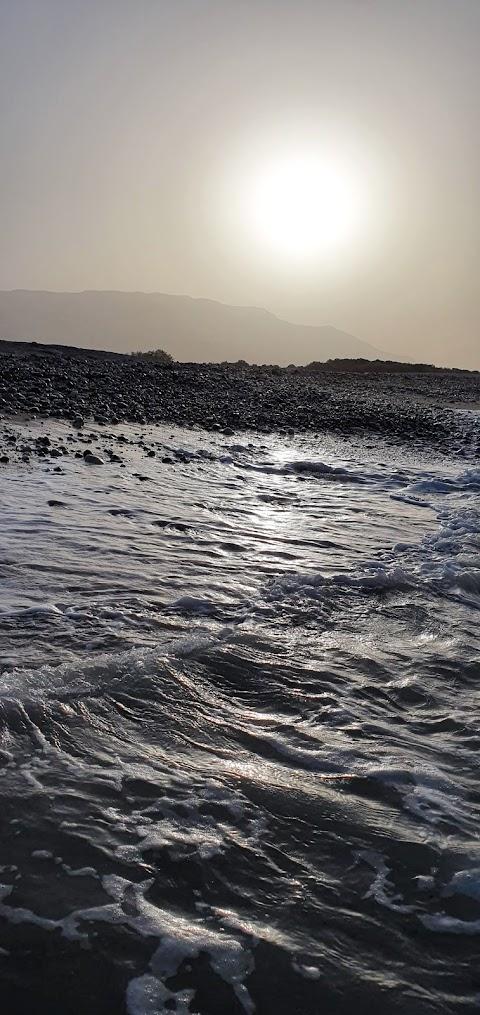 Photography of sunset and sea (  تصوير غروب الشمس والبحر )