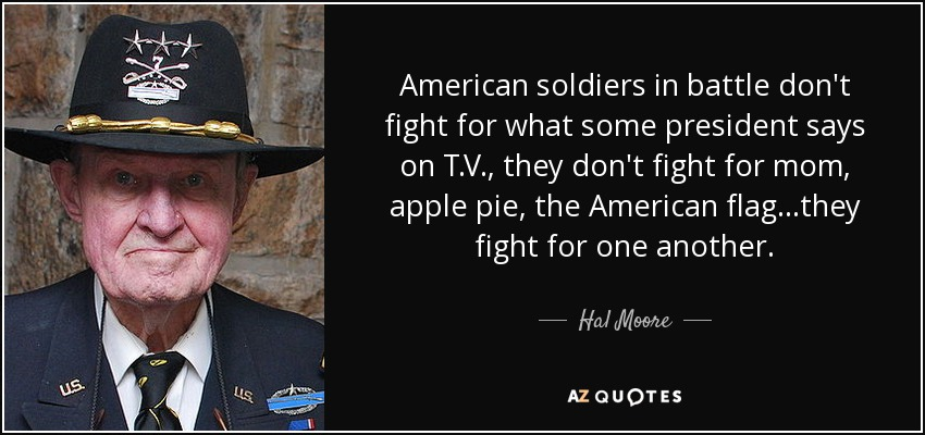 My daily kona a warrior heads to valhalla hal moore passes retired lt gen hal moore whose book about his experience in vietnam was made into the movie we were soldiers died friday just a few days short of his altavistaventures Gallery