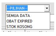 Aplikasi Untuk Mengecek Barang Expired Dengan Visual Basic 6
