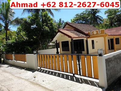 Rumah Dijual di Yogya,  Ada Taman Tanpa Perantara, Samping Jalan Raya, Tobing +62 812-3672-8638