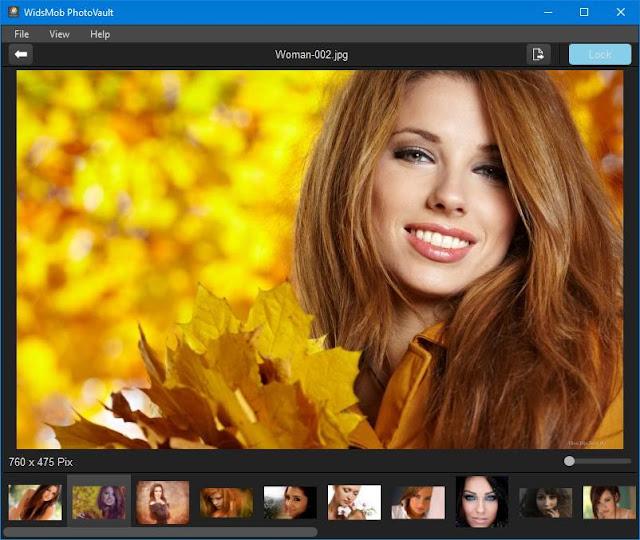 Screenshot WidsMob PhotoVault 2.5.8 Full Version