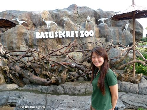 The Wanderer S Journal Checking Out The Batu Secret Zoo Malang