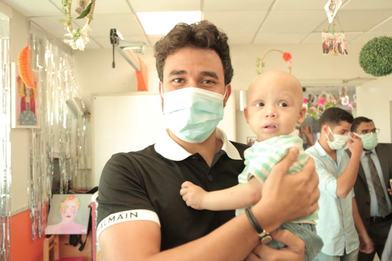 Trezeguet beats Achraf Hakimi in online game to raise funds for cancer hospital