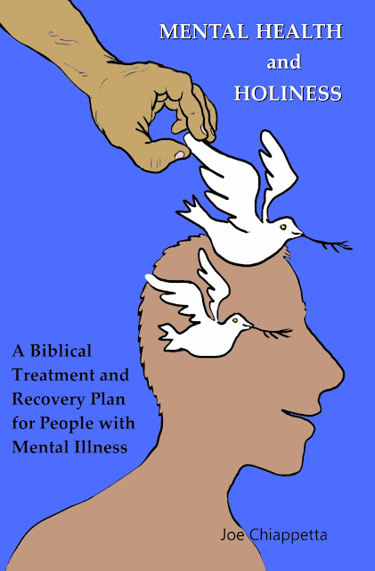 Mental Health and Holiness book by Joe Chiappetta