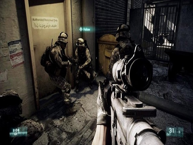 Battlefield 3 Full Version Games Free Download