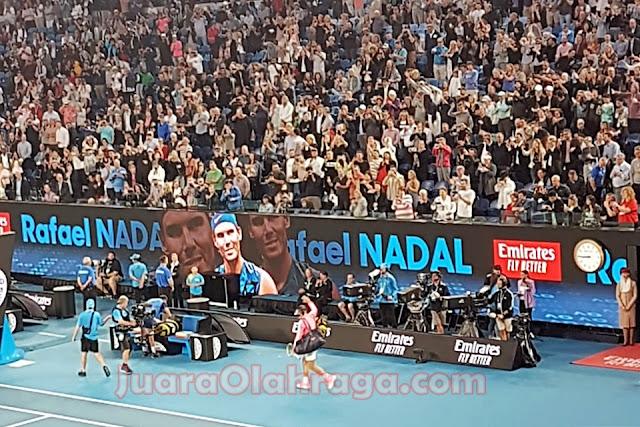 Australian Open 2020: Tumbangkan Nadal, Thiem Melaju ke Semifinal