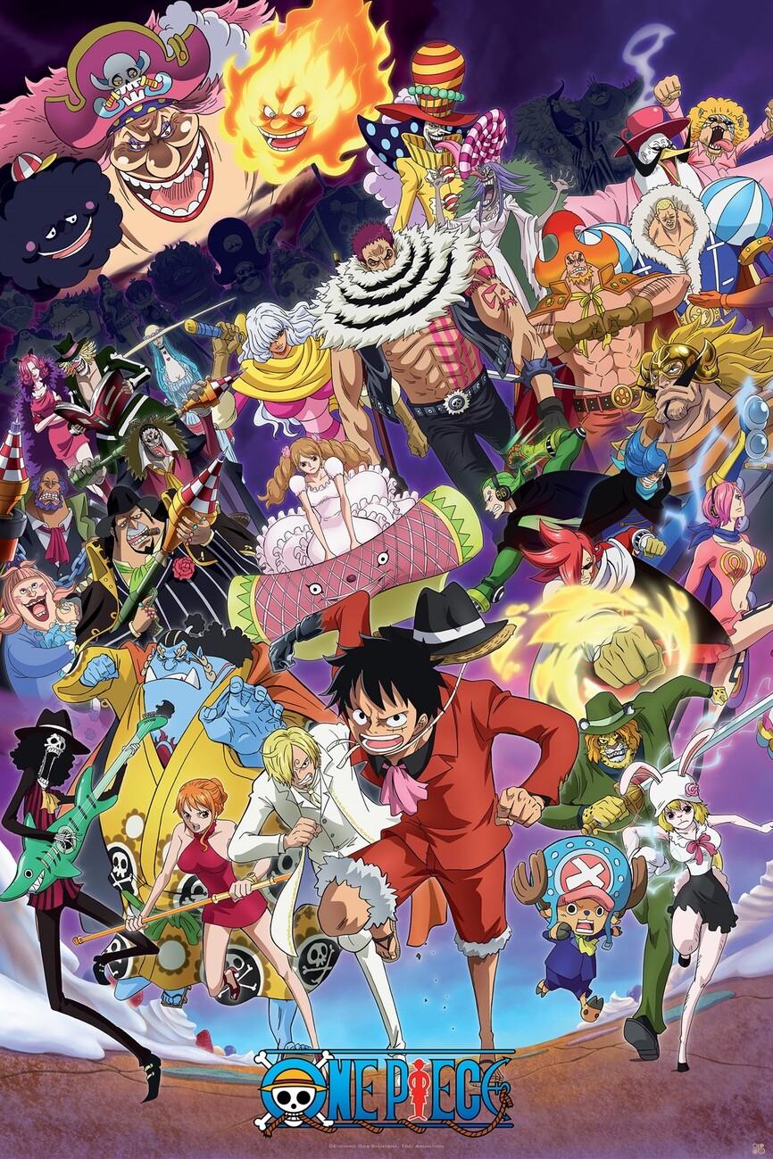 One Piece Episodio 1 al 984 Subtitulado