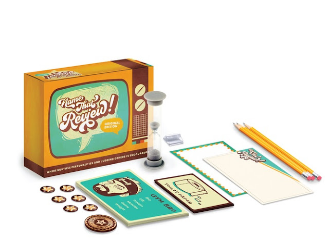 Looking for something new for board game night? Why not leave a review with this new Kickstarter ?
