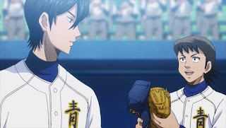 Diamond no Ace: Act II – Episodio 14