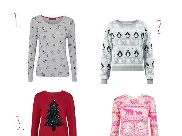 Christmas Jumpers!
