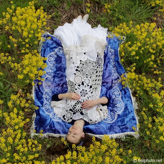 спящая красавица фото