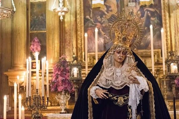 La Soledad de Córdoba se va a Franciscanos