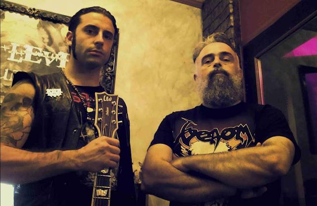 Novo álbum dos Necromantia para audição