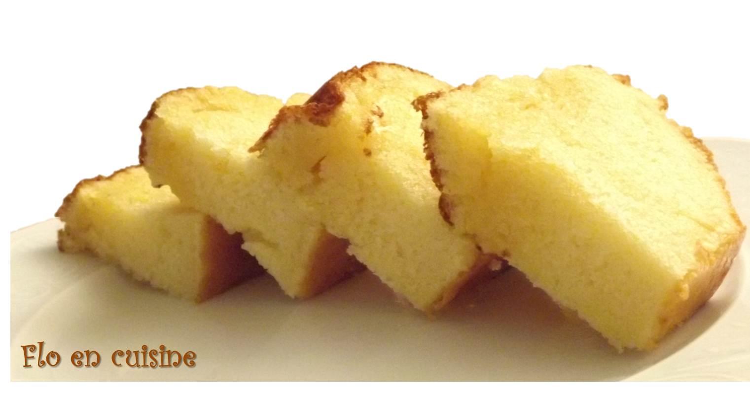 Recette Cake Sucr Ef Bf Bd Sans Oeuf