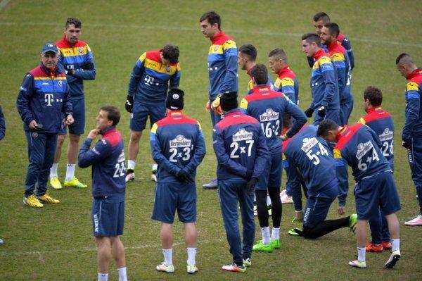 Matemática nas camisas da Seleção de Futebol da Romênia