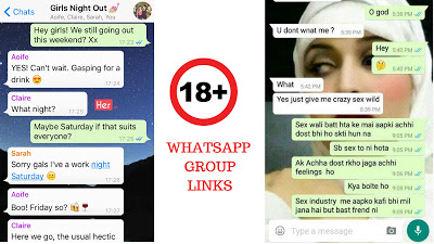 whatsapp group links 18+ indian 2019