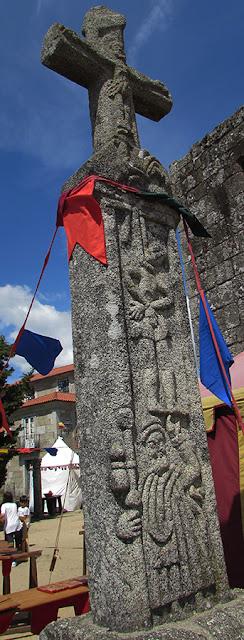 monumento do peregrino de Santiago em Barcelos