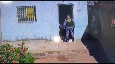Homem quebra pia em briga com esposa e quase morre em Cuiabá