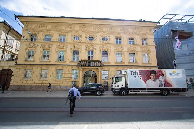 Sicherheitsdirektion Tirol Altes Landhaus-Innsbruck