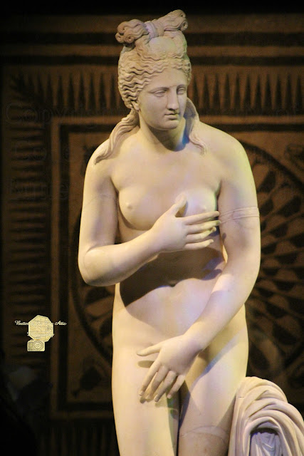 Aphrodite Marble Statue Pompeii 1 Century Ad