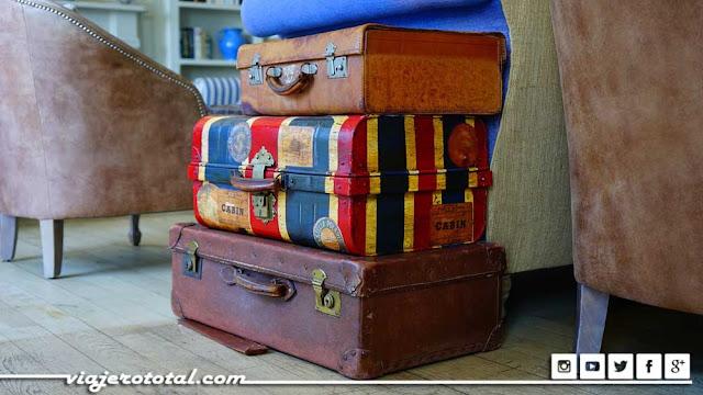 Viajar barato maletas