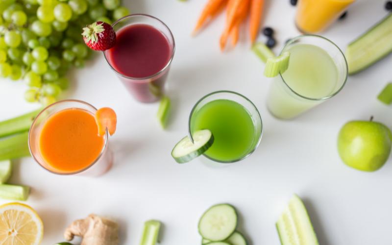 5 produtos essenciais para você preparar sucos naturais em casa