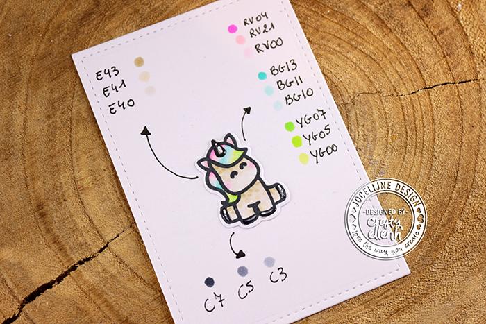 #Jocelijne #Carlijndesign #Jocelijnedesign #handmadecard #cardmaking #stamping #hellocard #friendshipcard #card #cardmaking #unicorncard #unicorns #handmade #dieset #paperart #hobby #MissSparklesstampset #MissSparklesdieset #HappySmilesdieset #scenecard #cloud9crafts #distressink #papierkunst #dutchcardmaker #unicorns #copicmarkers #copicciao #copiccolor