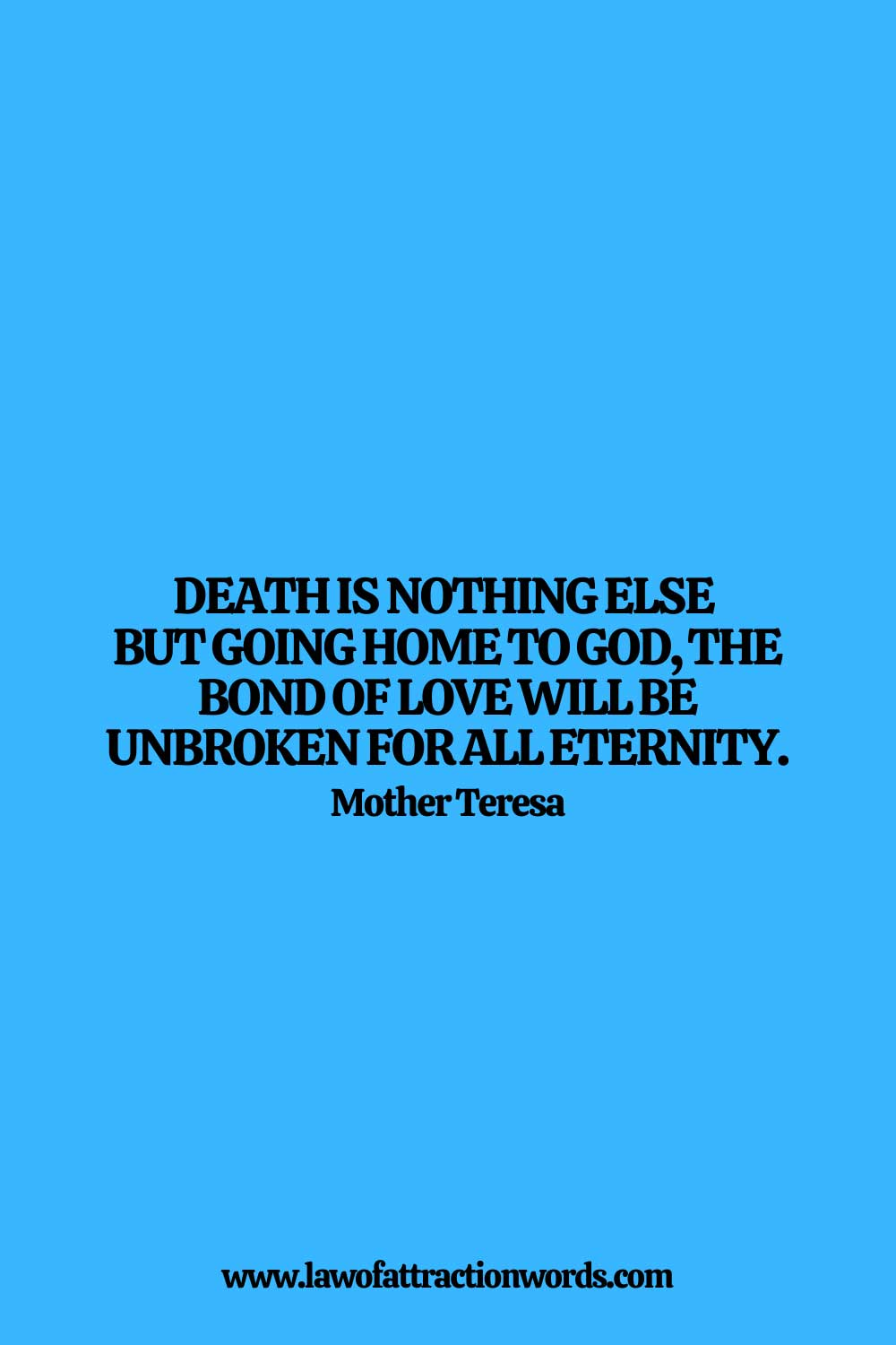 Famous Spiritual Quotes For Death Of A Loved One
