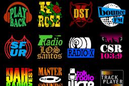 Full Audio Radio Gta sa Android
