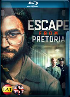 Fuga de Pretoria (2020) REMUX 1080P LATINO/INGLES