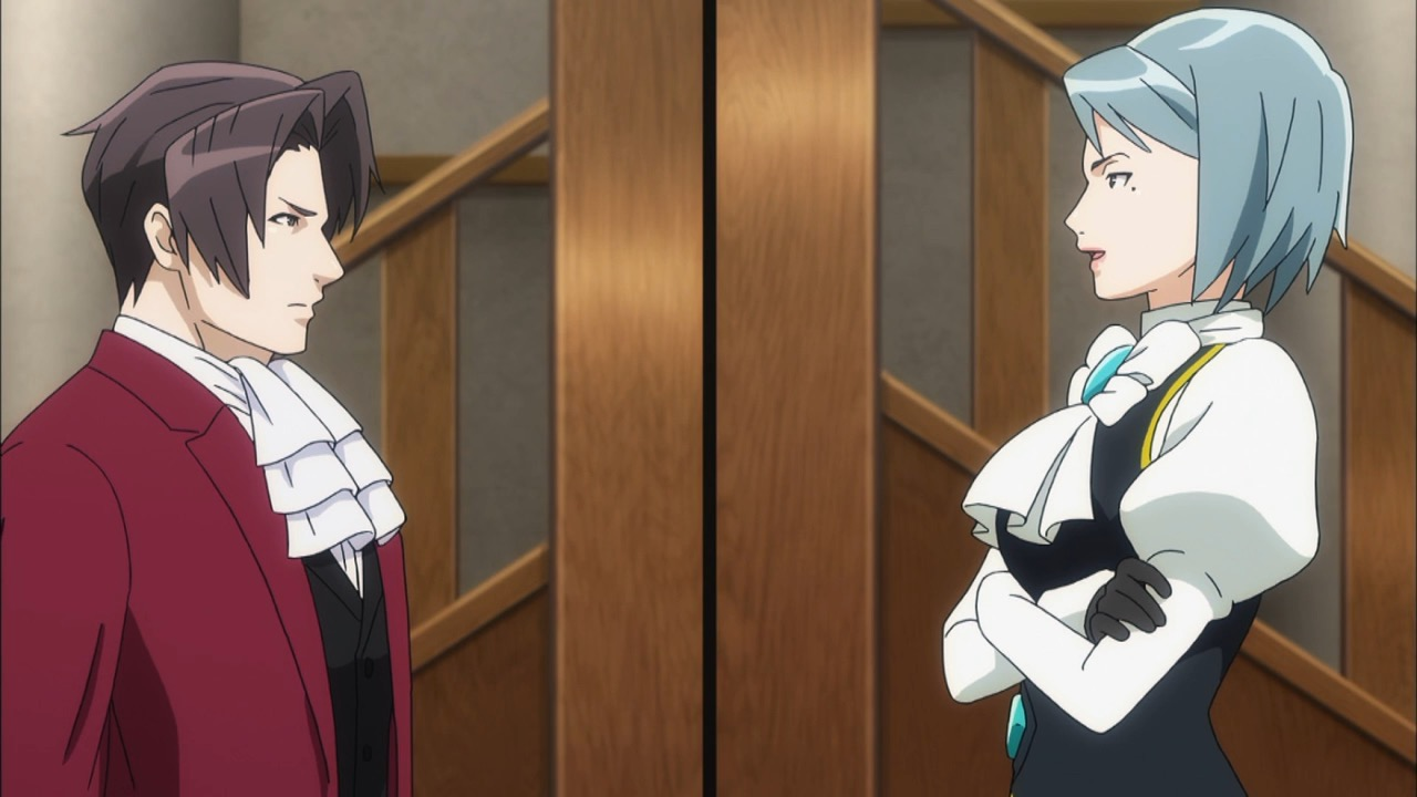 My Shiny Toy Robots Anime Review Ace Attorney Season 2