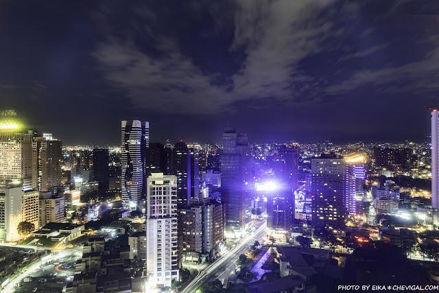 MG 6853 - 忘廊Lounge ONE,亞緻大飯店29樓俯瞰市區美麗夜景,人多建議要先訂位!
