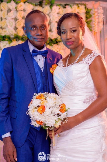 60 year old nigerian bride