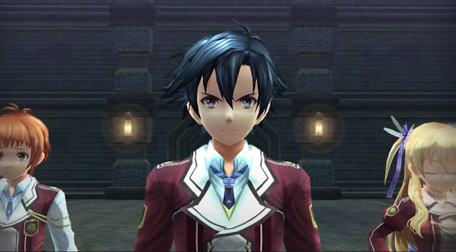 Rean Schwarzer Alisa Reinford Eliott Craig Trails of Cold Steel Chapter Capítulo Prologue Way to Thors