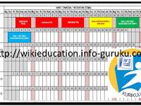 Download Jadwal Pelajaran SD/MI Kurikulum 2013 Tahun Pelajaran 2017/2018