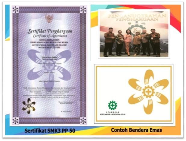 Sertifikasi SMK3 Kontraktor Konstruksi - Paket Lengkap