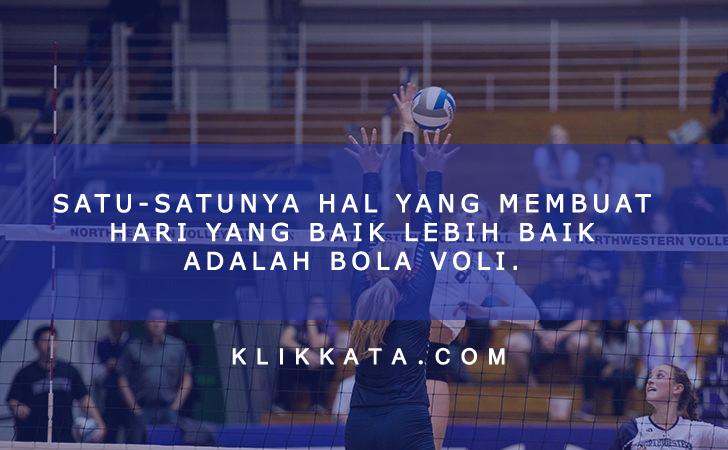 Kata Kata Bola Voli (Volleyball Quotes) : Kumpulan Motivasi Bijak Tentang Bola Voli (Volleyball Quotes) Yang Penuh Makna