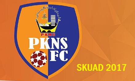 Senarai Pemain PKNS FC 2017 Liga Super