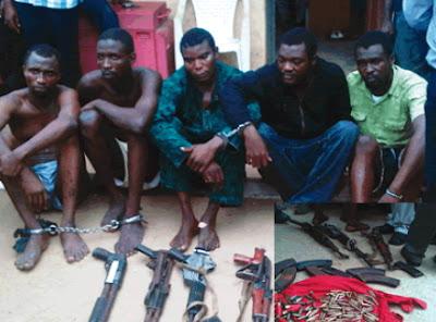 nigeria crime rate