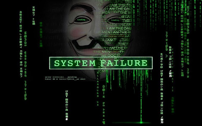 Código, Matrix, Anonimo, Mascarado